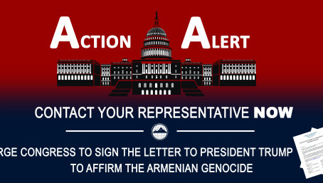 AAA Energizes Community Support for Trump Administration's Affirmation of the Armenian Genocide