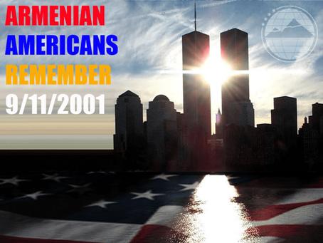 Armenian-Americans Remember 9/11