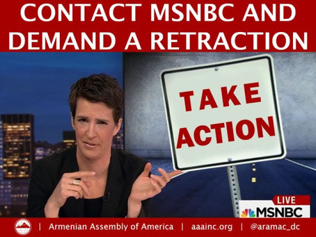 The Rachel Maddow Show's Distasteful and Misleading Introduction