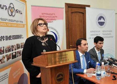 """Assembly Holds """"Genocide of Armenians: Learning from the Past, Leaning Toward the Future"""" Conference"""
