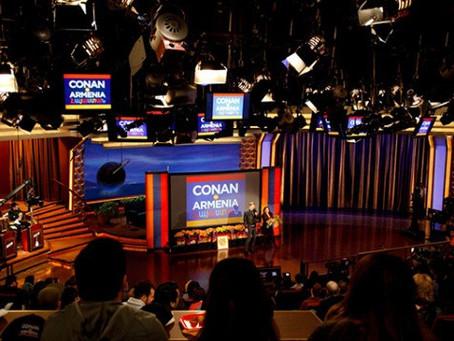 Conan in Armenia Airs Tonight