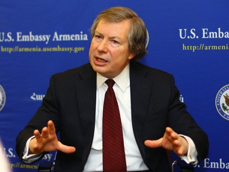 James Warlick:Lasting Solution to the Karabakh Conflict a Priority