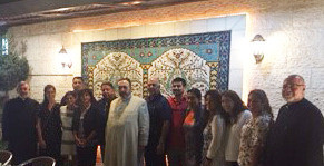 Armenian Assembly Co-Chair Meets with Religious Leaders in Jerusalem