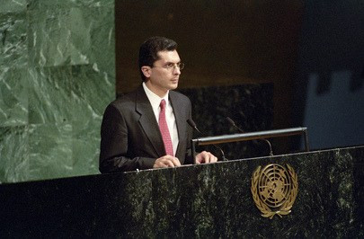 Movses Abelian Appointed Assistant Secretary-General for General Assembly & Conference Management