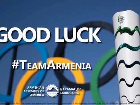 Rio 2016 Olympics Flyer