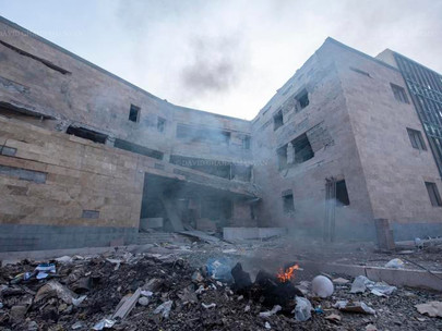 After Azerbaijani Bombing of Civilian Hospitals, AAA Calls for Enforcement of Freedom Support Act