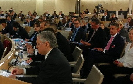 Armenian FM Nalbandian Speaks about Syrian Refugees at High-Level Meeting