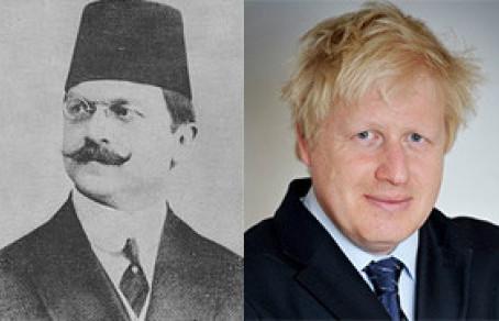 British Foreign Secretary Boris Johnson's Ancestor Among Righteous Turks