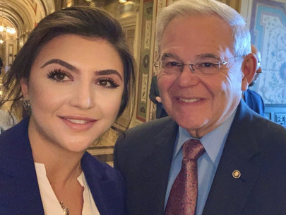 Armenian Assembly Welcomes Senator Menendez Initiative and Strong Backing by 30 Senators in Support