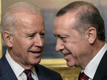 """""""Biden Needs to Give Turkey's Erdogan Some Tough Advice,"""" says Washington Post Editorial"""