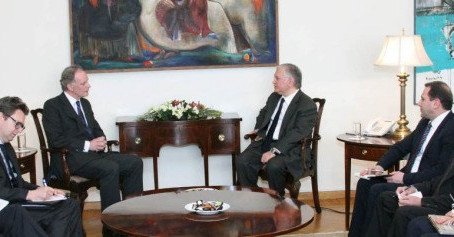 Armenian Foreign Minister Received NATO Deputy Assistant Secretary General