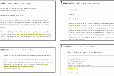 Wikileaks Reveal Azerbaijan Influencing American Electoral Politics