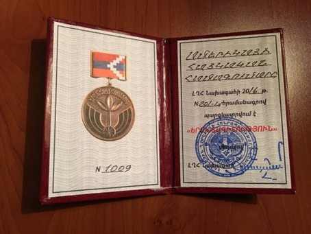 Armenian Assembly Congratulates Artsakh on 25th Anniversary of Independence