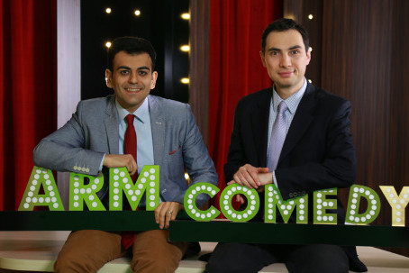 'Make Armenia Green Again' Performances by ArmComedy to Benefit Assembly & Armenia Tree Project