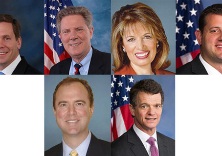 Armenian Caucus Members Overwhelmingly Re-elected to Congress