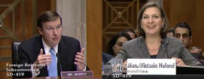 Senate Foreign Relations Committee Hearing Discusses Armenia