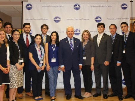 Congressman Jim CostaShares His Impressions From His Trip to Armenia