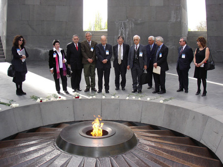 AAA Mourns Passing of Yossi Sarid, Honors His Efforts in Israel for Recognition of Armenian Genocide