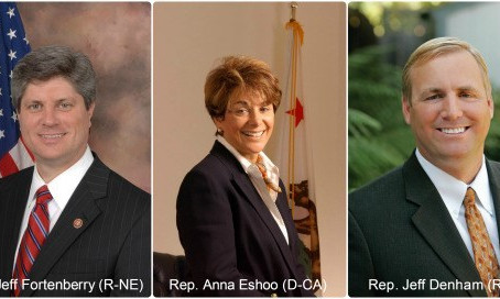 Reps. Fortenberry, Eshoo, Denham Call on White House to Direct Assistance to Persecuted Christians