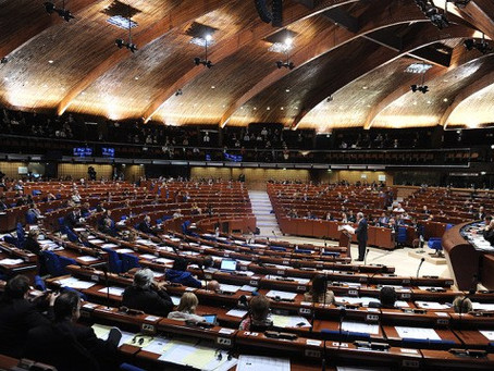 PACE Rejects Anti-Armenian Report on Escalation of Violence in Nagorno Karabakh