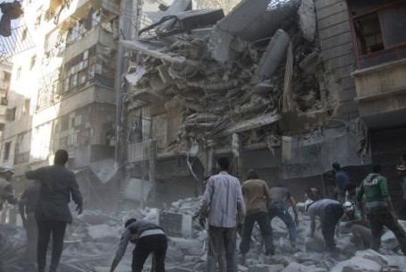 Armenia To Send Relief Aid To Syria