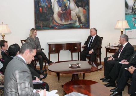 U.S. Optimistic about Elimination of Double Taxation in Armenia