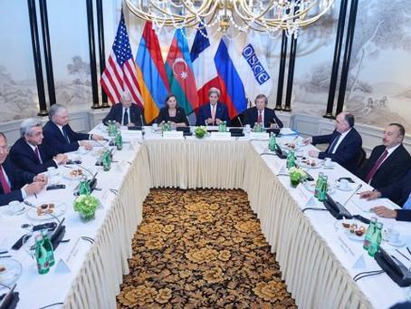 OSCE Joint Statementon Armenia, Azerbaijan Presidents' Meeting