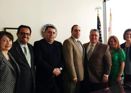 California Legislature's $10 Million for Human Rights Curricula Includes Armenian Genocide Education