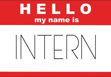Internship Announcement