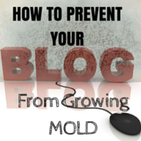 How To Prevent Your Blog From Growing Mold