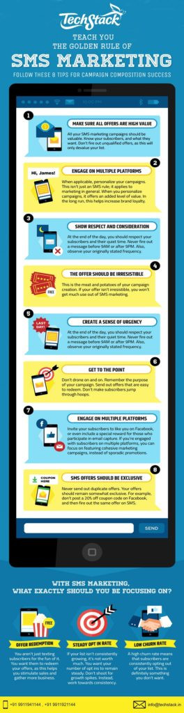Golden Rules of SMS Marketing