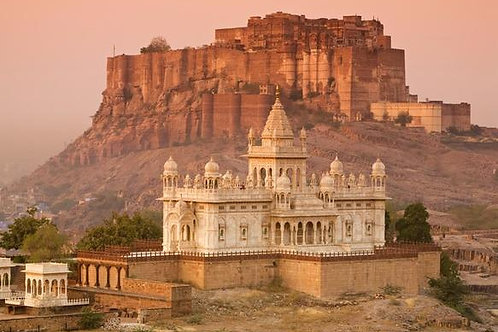 Riveting Rajasthan Sightseeing Tour Package