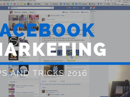 Facebook Marketing Tips – 4 Effective Tips For Online Business Owners