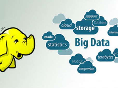 What is the use of Hadoop in IT Industry?