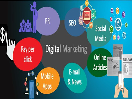 Top 7 digital marketing certification courses in Delhi!