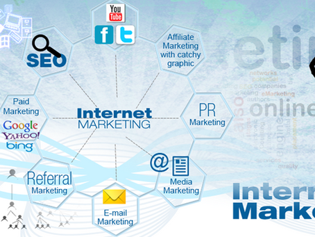 The Benefits Of Internet Marketing