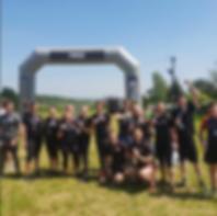 active warrior team photo