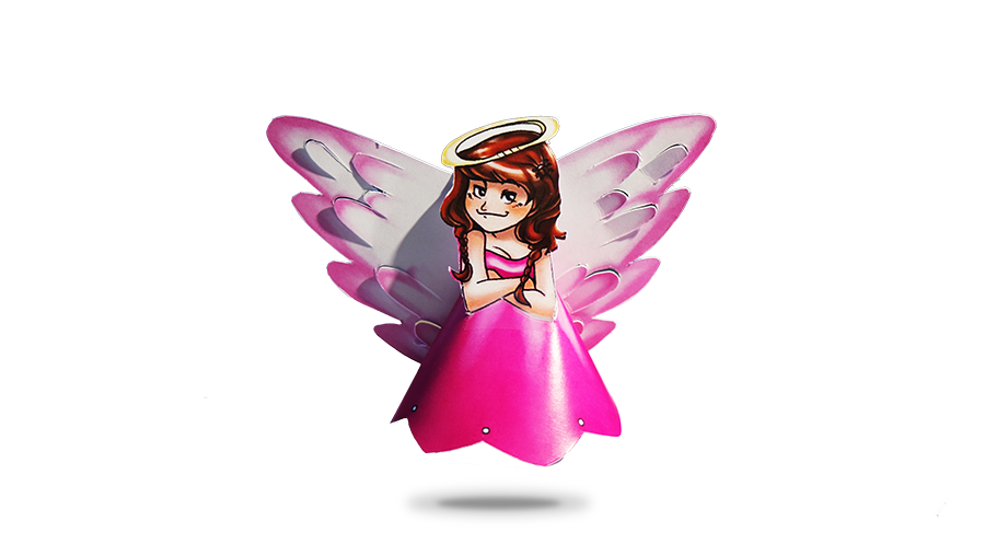angel cute