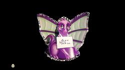 dragon purple
