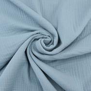 Musselin blaugrau