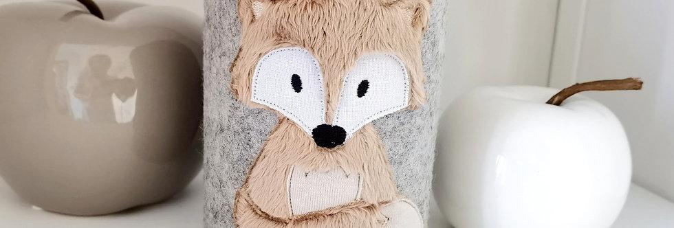 Spardose - Fuchs