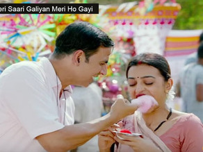 aaj se teri saari galiyan meri ho gayi | Lead - Padman | Arijit Singh | Feeltuned