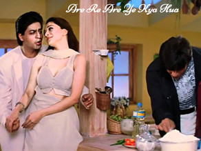 Are Re Are Ye Kya Hua | Lead - Dil To Pagal Hai (1997) | Feeltuned