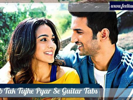 Jab Tak Tujhe Pyar Se | Armaan Malik | Movie - MS Dhoni | The Untold Story | Feeltuned