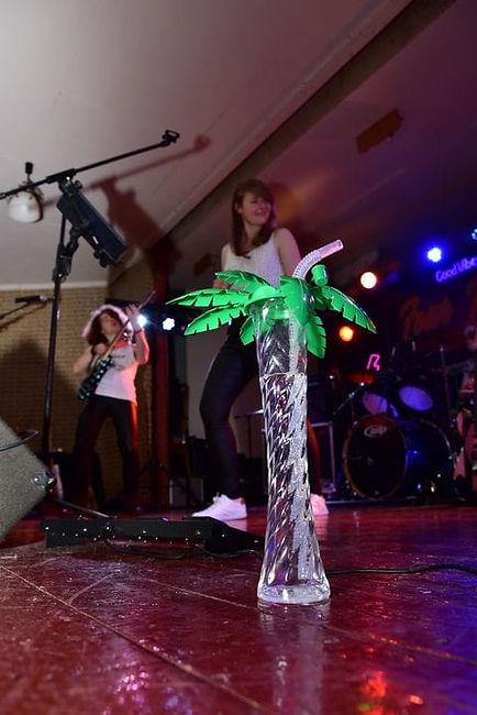 Merseburg Oktoberfest in der Gaststätte ''Zur Gartenlaube'' Four Rock Band