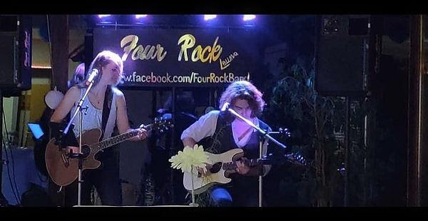 Four Rock Naumburg Two Rock Akustik Band