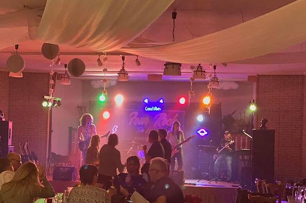 Four Rock Band 2020 Merseburg Gartenlaube Oktoberfest