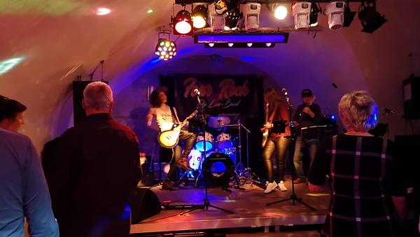 Four Rock 2020 Merseburg Ölgrube Tanz im Keller