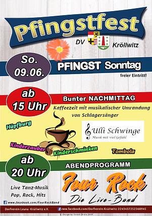 Four Rock 2019 Leuna, Pfingstfest Kröllwitz