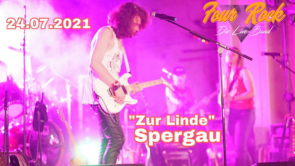 Spergau Sommer Open Air 2021 Four Rock Band Peter Gehre